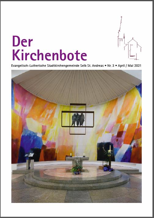 Titel Kirchenbote 2021/2